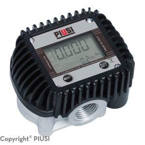 Digitalny prietokomer na naftu, olej a nemrznuce zmesi K400