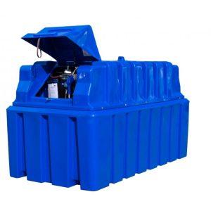 dvojplastova nadrz na adblue 2500 litrov