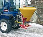 rozmetadlo za traktor sw 130