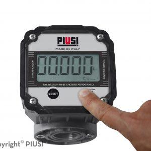 Digitalny prietokomer K600