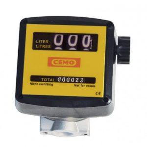 K33 mechanicky prietokomer