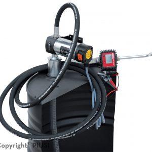 cerpadlo na olej 12V 24V