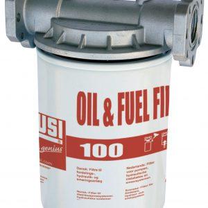 filter na naftu 100 s hlavou