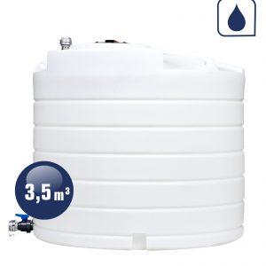 nadzemna nadrz na vodu 3500 litrov