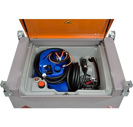 Mobilna nadrz na naftu a adblue 440 50