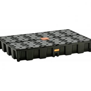 PE skladovaci system 120HD s PE rostom